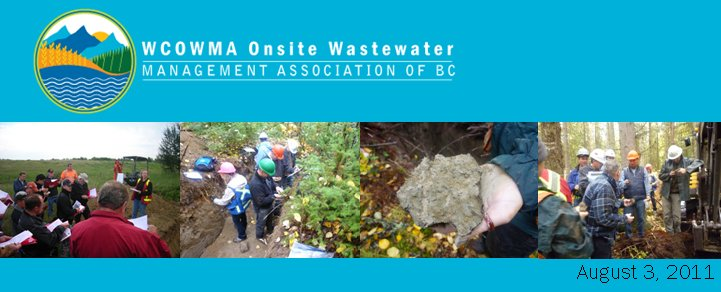 Western Canada Onsite Wastewater Association of BC