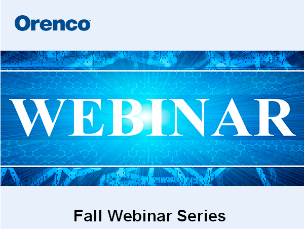 orenco webinar picture series