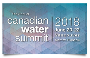 The 9th Annual Canadian Water Summit @ Marriott Pinnacle